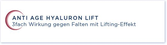 Anti Age Hyaluron Lift