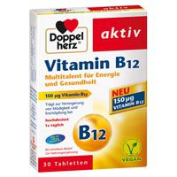 DOPPELHERZ Vitamin B12 Tabletten
