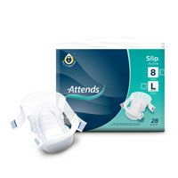 ATTENDS Slip Active 8 large