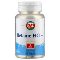 BETAIN HCL+250 mg Tabletten
