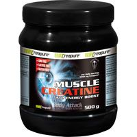 MUSCLE Creatine Pulver