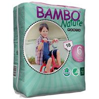 BAMBO Nature Trainings Pants XL 18+ kg