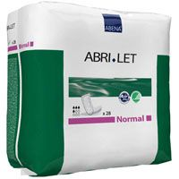 ABRI Let normal Vorlage 14x39 cm