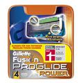 Gillette Fusion Proglide Power Klingen