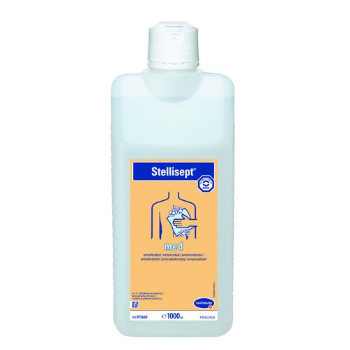 STELLISEPT med Lotion 1000 ml