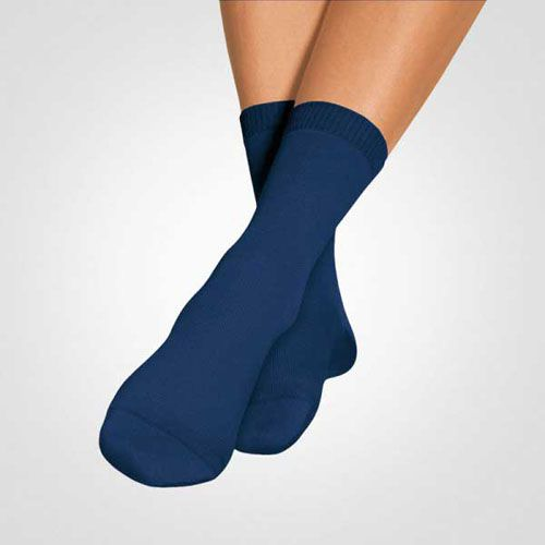 BORT SoftSocks ergo normal Gr.41-43 marineblau
