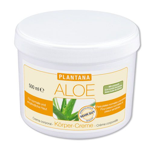 plantana aloe vera pflege duschbad 500ml bodfeld apotheke. Black Bedroom Furniture Sets. Home Design Ideas