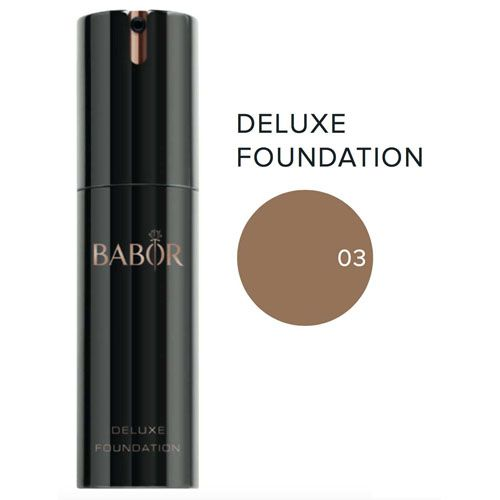 BABOR Deluxe Foundation 3 almond 30 ml