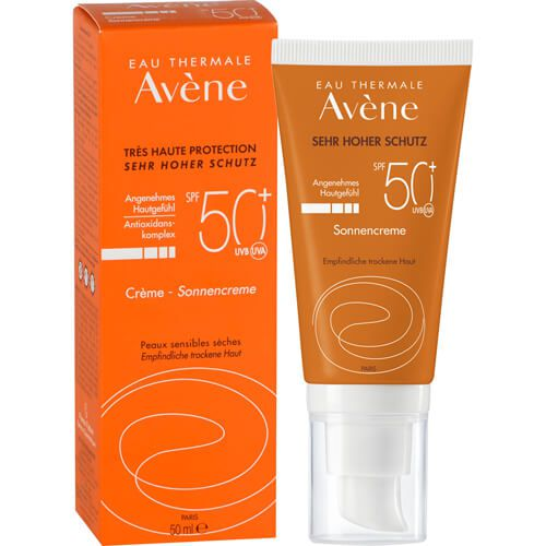 AVENE SunSitive Sonnencreme SPF 50+